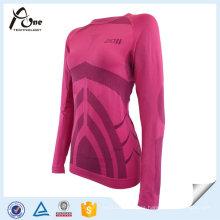 Custom Long Johns ropa interior sin costuras ropa interior larga para las mujeres