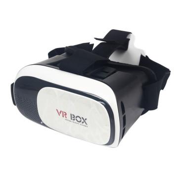 Hot Selling High Quality Real Virtual Google Cardboard Virtual Reality 3D Vr Box Glasses
