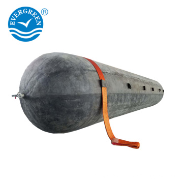 Le meilleur prix de sauvetage de navire soulevant l'airbag marin pour le bateau coulé