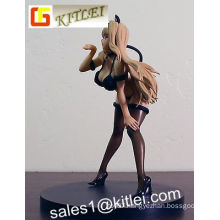 Lovely Plastic Figure Toy for Collection (KL-PF005-K)