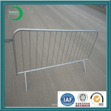 Hot-Dipped Galvanized Crowd Control Barrier for Traffic and Event