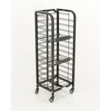 Tall News Rack Metal Rack