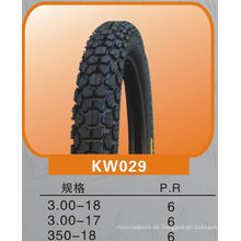 Precio de fábrica/fabricante/mayorista/barato buen OEM servicio Qingdao / 3 neumático rodador neumático 130/60-13 y el tubo de la motocicleta