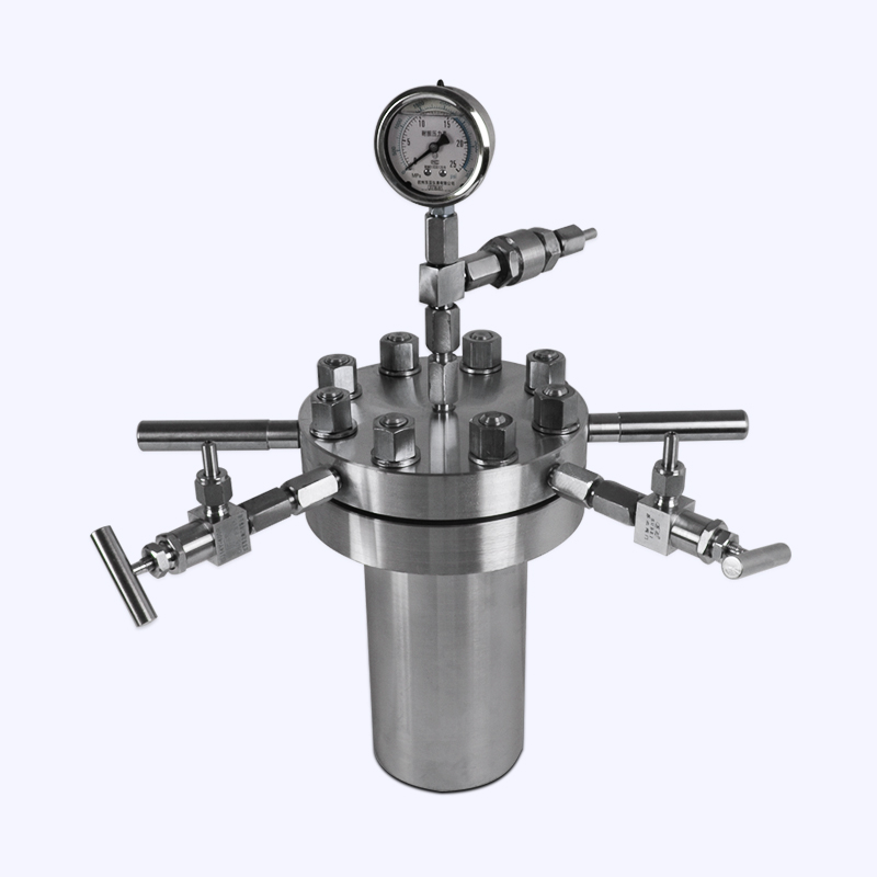 Simple Alloy High Temperature Bomb Reactor