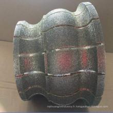 moyen-orient populaire diamant profil roue pierre, granit marbleab rasive meule