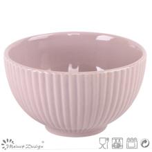 Bol à riz de style japonais en céramique de 13,5 po