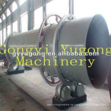 Trommeltrockner / Zuckerrohr Bagasse Trocknungsmaschine