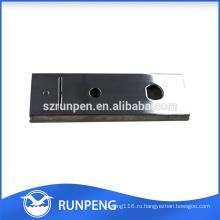 CNC пробивая точность алюминия Автоматическая дверной замок части