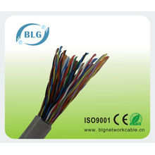 24AWG waterproof round 25pr/50pr telephone cable wiring