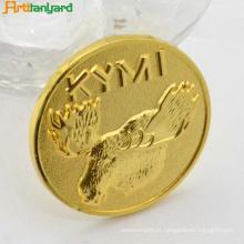 Moeda De Metal Com Fundição De Zinco Personalizada