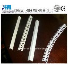 PVC Edge Trimming / Trim Profile Extrusion Línea que hace la máquina