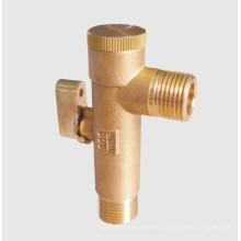 Латунный фильтр 95 мм - Wog600