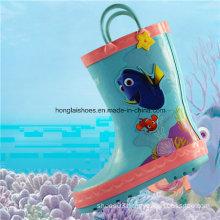 Children Non-Slip Rubber Rain Boots 06