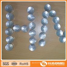 1070 Slugs en aluminium