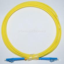 LC-LC SM 9/125 2MM Cordon de fibre optique 2M