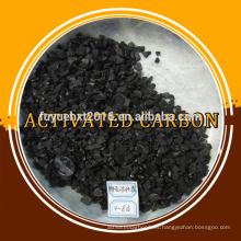 Carbón activado Shell de Tailandia del coco en la purificación del agua