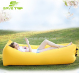 2018 Summer Products Single Layer Lightweight Air Bed, Waterproof Sleeping Inflatable Lounger with Carrying Bag
