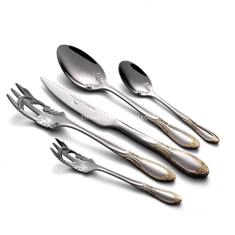 Stainless Steel Cutlery Organizer