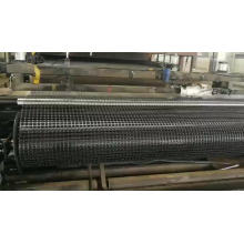 15kN/m high strength coal mining supporting/protecting plastic mesh biaxial geogrid