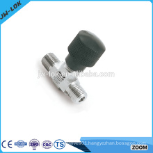 SS one piece widely used mini needle valve