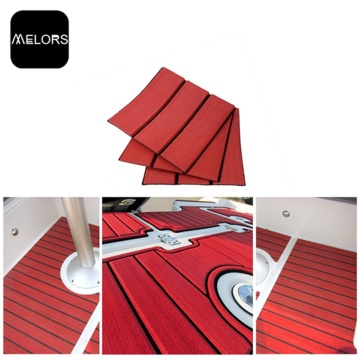 Melors Faux Teak Tekne Deniz Decking Köpük Paspaslar