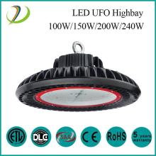 DLC-listad UFO LED High Bay Light
