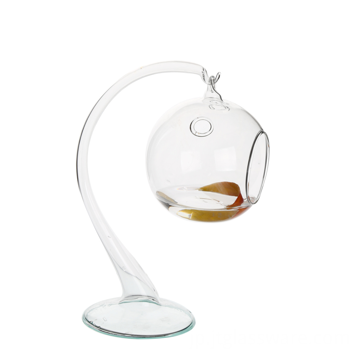 Modern Gift Glass Orb Planters Terrarium Hanging Candle Holder (9)