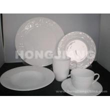 Ensemble de dîner en ossée en Chine (HJ068013)