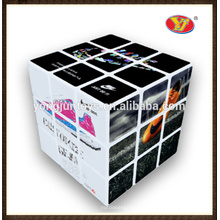 YongJun Hot Selling Popular Printing OEM Cubes magiques pour impression print logo et emballages personnalisés