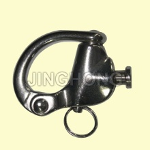 SS: Snap Shackle With Screw Head
