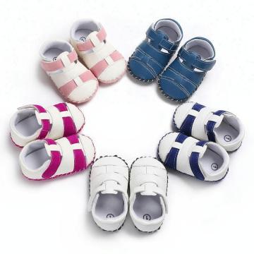 Chine fournisseurs souples semelle couture fil pour chaussures de mocassins enfants nouveau-nés