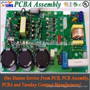 high quality washing machine pcb board with dip assembly manual pcb assembly