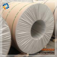 Prix de la bobine d'aluminium jinzhao 8011 pour plaque de fonte marine en aluminium 8011