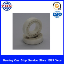 White /Black Ceramic Deep Groove Ball Bearings (6202)