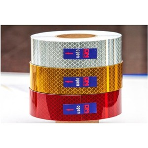 ECE R 104 Vehicle Conspicuity Marking Tape DM9600 Series reflective tape for trucks and trailers