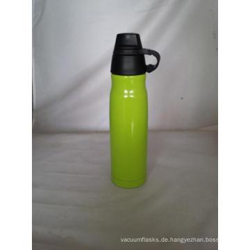 500ml Edelstahl-Vakuumflaschen mit Lackbeschichtung