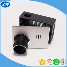 Customized aluminum CNC machining digital camera spare parts