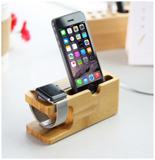 Wooden Multifunction Holder