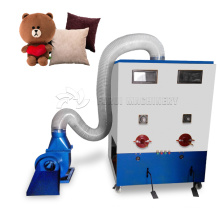 factory price goose down duck down filling machine for pillow/sofa pillow filler/cotton filling machine