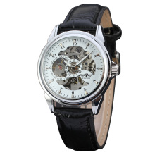 professional mechanical watch factory skeleton dial design