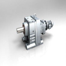 Right Angle Helical / Worm MGS Speed ​​Reducers