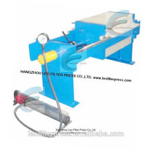 Leo Filter Press 400 Manual Hydraulic Filter Press
