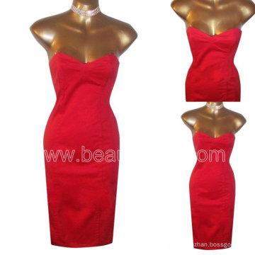 Miss Selfridge 50s Hollywood Wiggle Rockabilly Dress GP034