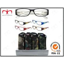 Lesen Gläser mit Disply für Damen modisch (MRP21664)