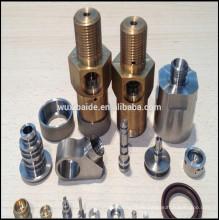 Kundenspezifische Edelstahl-Fertigung Aluminium CNC-Bearbeitung Teile und benutzerdefinierte Metall-Herstellung