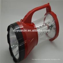 Перезаряжаемый светодиодный фонарь домашнего освещения, перезаряжаемый фонарь