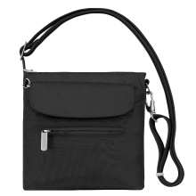 Mais novo Unisex Anti-Theft Mini Messenger Bag Lazer