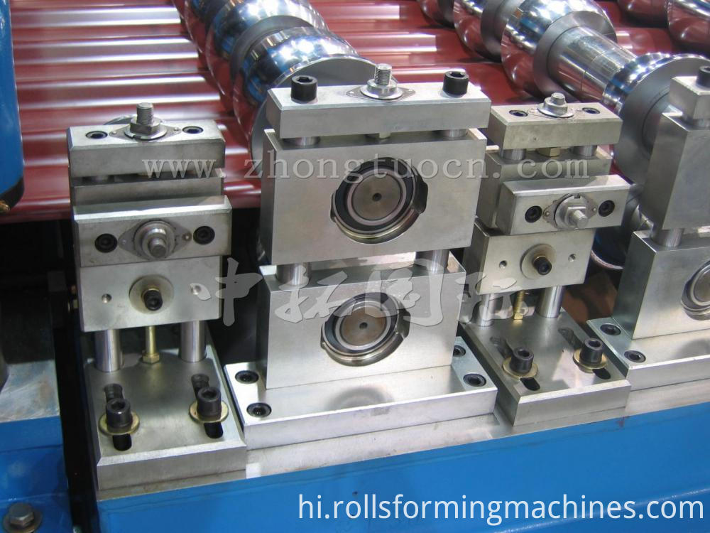 Corrugated board roll forming machine (3)