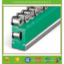 Guía de cadena de nylon de temperatura caliente