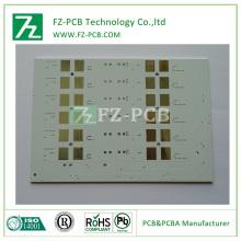 Aluminium LED PCB dengan pengeluaran Standard yang tinggi, aluminium LED, HDI
